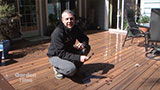 Deck Cleaning Tip